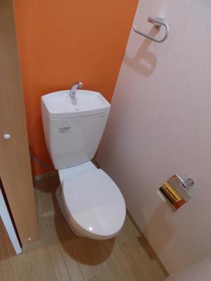 【トイレ】奥浅草フラット