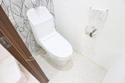 【トイレ】パークス東三国