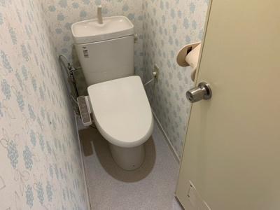 【トイレ】伏屋PCハイツA棟