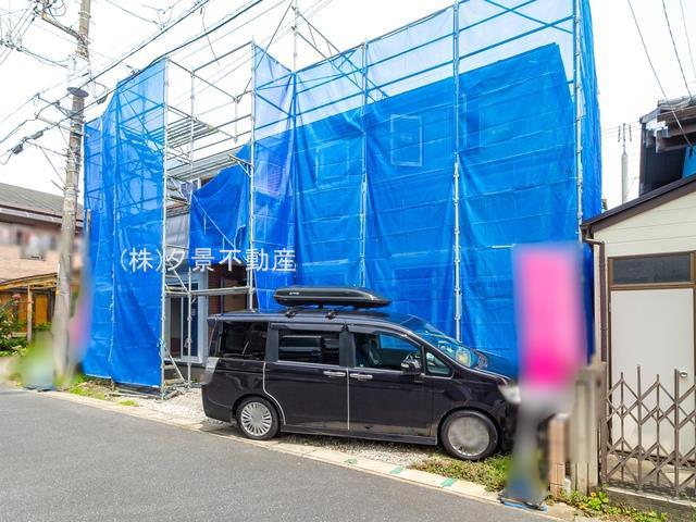 【外観】川口市大字安行吉岡1732-14(全1戸)新築一戸建てグランパティオ