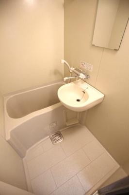 【浴室】ルーブル都立家政