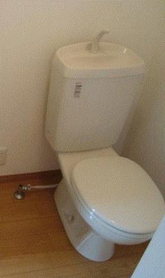 【トイレ】ハーミットクラブハウス沢渡
