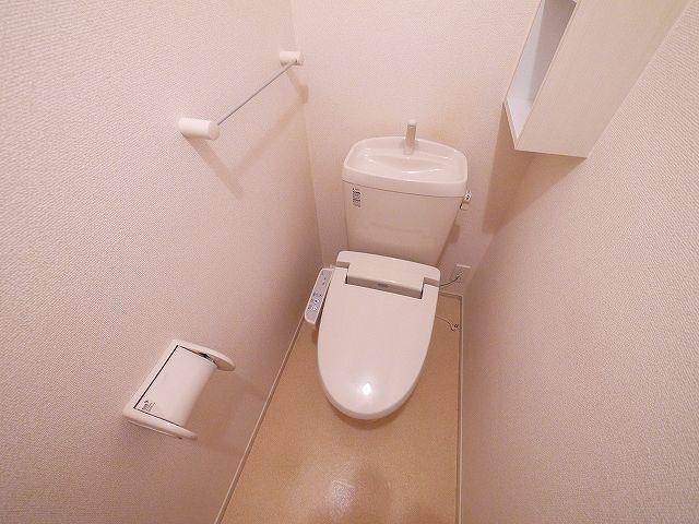【トイレ】川上町戸建A棟