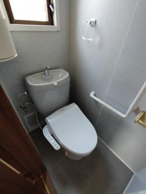 【トイレ】若江本町3丁目貸家