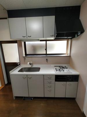 【キッチン】若江本町3丁目貸家