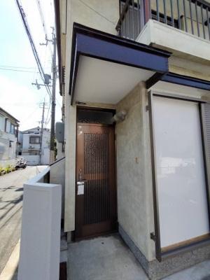 【エントランス】若江本町3丁目貸家