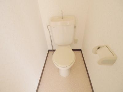 【トイレ】ロイヤルビュー石原