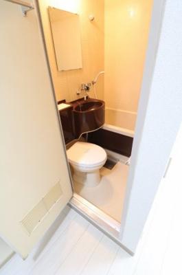 【浴室】ボックス七条