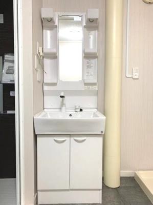 【独立洗面台】伊川谷住宅12号棟