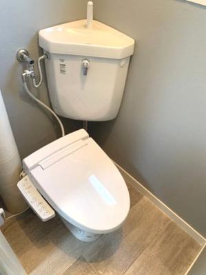 【トイレ】伊川谷住宅12号棟
