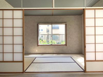 【和室】伊川谷住宅12号棟