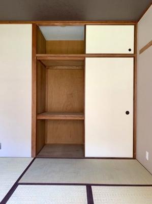 【収納】伊川谷住宅12号棟