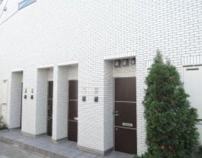 【玄関】トウワナイス