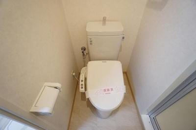【トイレ】ガーデンテラスヤリヤ南麻布