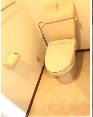 【トイレ】ファインコートⅣ