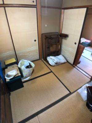 和室は2部屋並んでいますので、襖を外していただくととても広く使っていただけます。