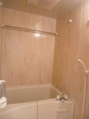 【浴室】ステージグランデ三軒茶屋アジールコート ネット無料 24時間ゴミ出し可 独立洗面台