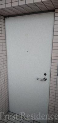【玄関】ツインシティ弐番館アルス東砂