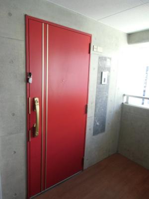 【玄関】プラチナム松屋町