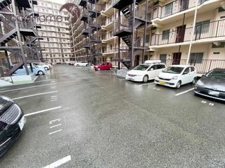 【駐車場】ネオコーポ明舞壱番館 中古マンション