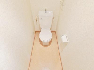 キレイなトイレ^^