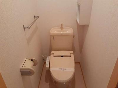 【トイレ】サンライズK Ⅱ