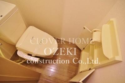 【トイレ】第2ピースフルハウス