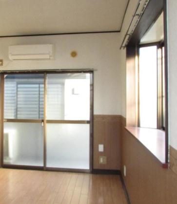 【居間・リビング】中野コーポ