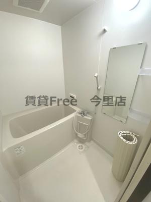 【浴室】グランパシフィック今里Ⅱ 仲介手数料無料