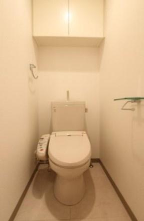 【トイレ】ラグジュアリーアパートメント中野坂上