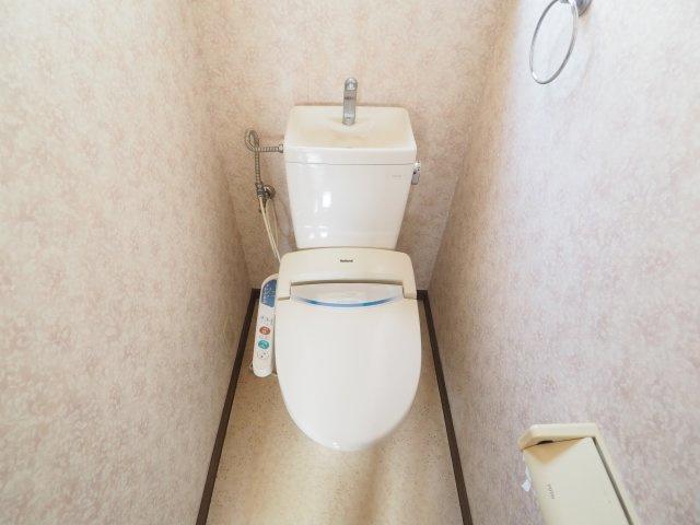 【トイレ】ハイム有留