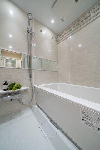 【浴室】レック芝公園マンション