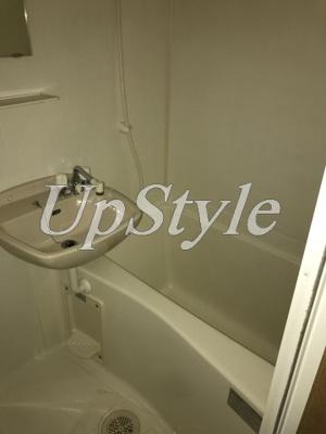 【浴室】フロンティア町屋