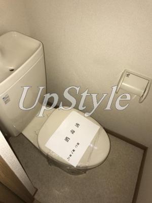 【トイレ】フロンティア町屋