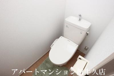【トイレ】コンフォールサースB