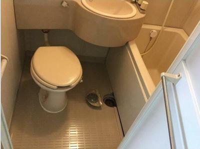 【トイレ】サンネクテール相模原