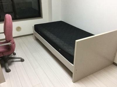 【寝室】サンネクテール相模原