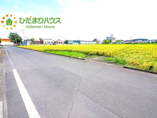 【前面道路含む現地写真】つくば市古来 中古戸建