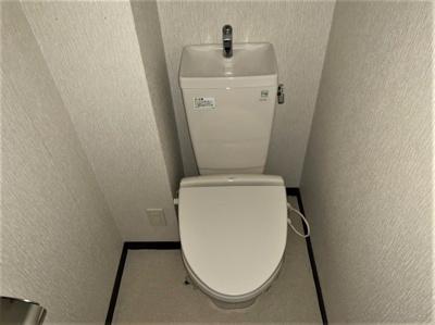 【トイレ】オリエンス夕陽丘