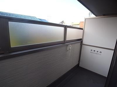 【バルコニー】クリエオーレ門真南Ⅱ