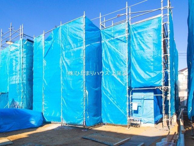 【外観】鴻巣市人形 2期 新築一戸建て Ricca 02