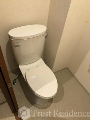 【トイレ】リスレーヌ蔵前