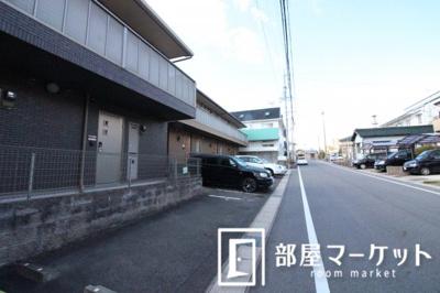 【周辺】サンプレジャー三喜 A