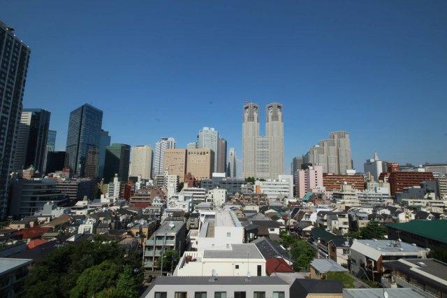9階建て9階部分最上階・南東角部屋につき眺望・日当たり良好です