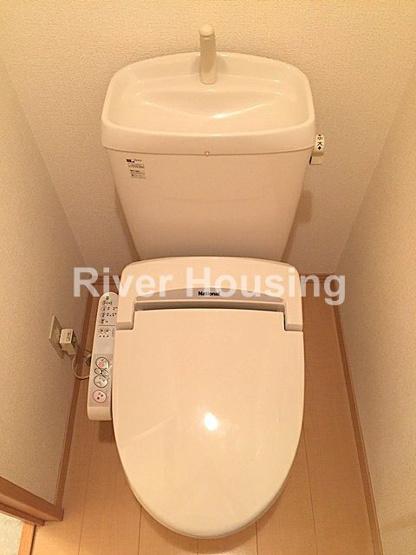 【トイレ】山の手六番館