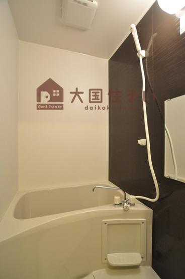 【浴室】グランパシフィック難波西