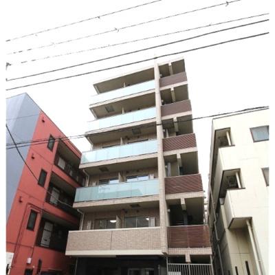 京急本線「雑色」駅より徒歩10分の新築マンションです