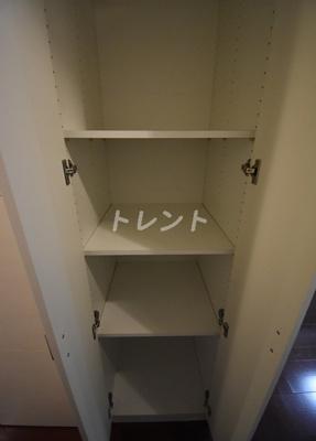 【玄関】レジディア東麻布