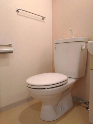 【トイレ】クレセントTF(淵野辺)