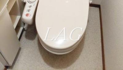 トイレです。トイレです。